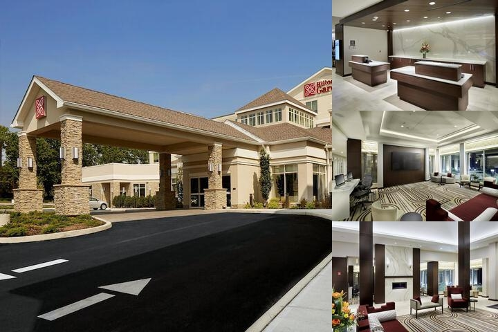 Hilton Garden Inn Roslyn photo collage
