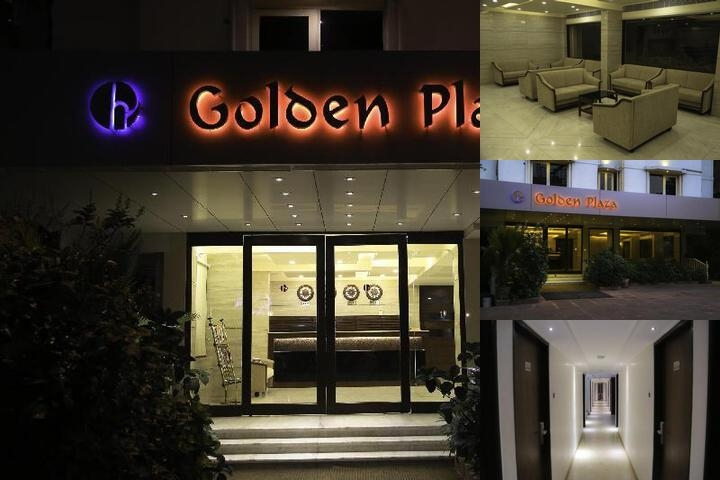 Hotel Golden Plaza photo collage
