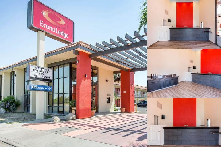 Econo Lodge By Choice Hotels Photo Collage