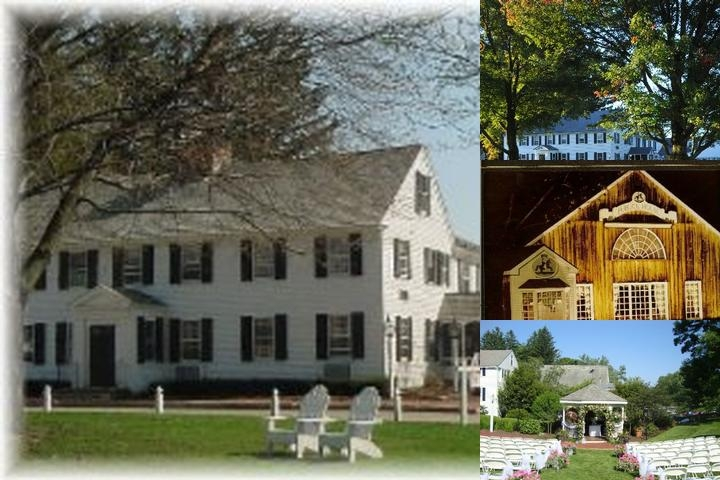 Publick House Historic Inn & Country Motor Lodge photo collage