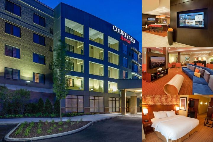 Courtyard by Marriott Pittsburgh North photo collage
