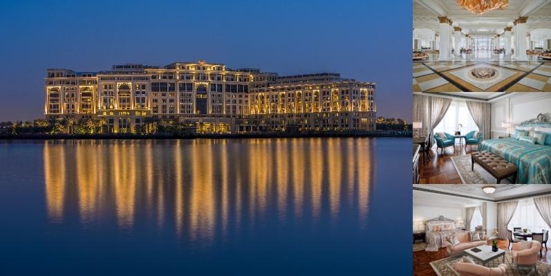 Palazzo Versace Dubai photo collage