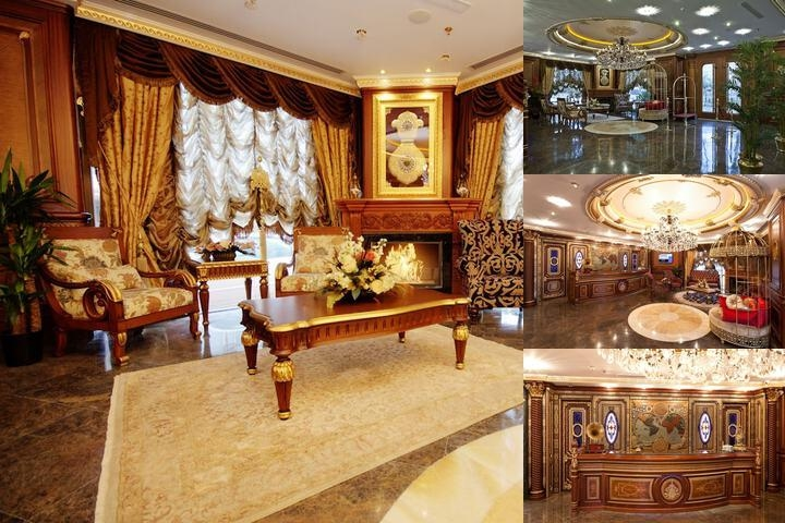 Ottomans Life Hotel photo collage