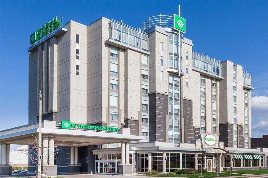 Wyndham Garden Inn Niagara Falls Niagara Falls On 6170 Stanley