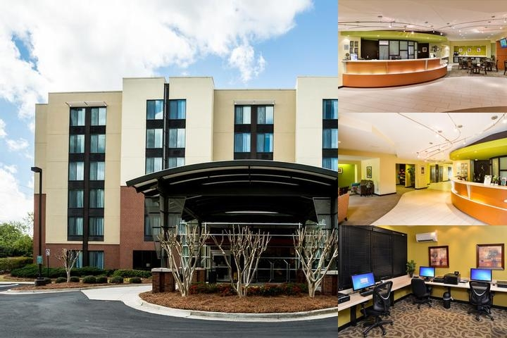 Ecco Suites Augusta photo collage