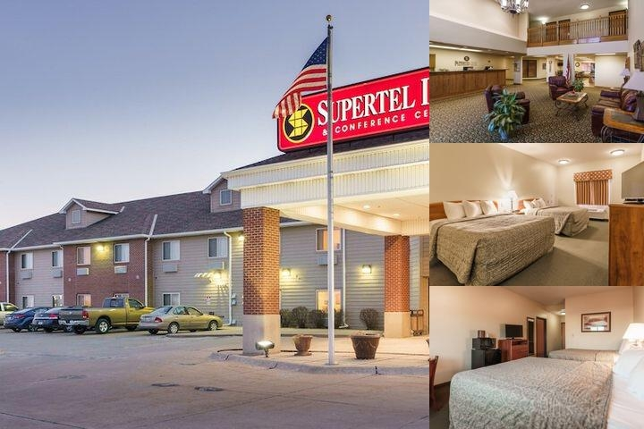 Supertel Inn & Conference Center photo collage