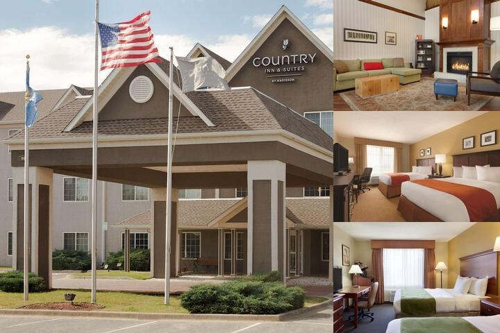 Country Inn & Suites Norman photo collage