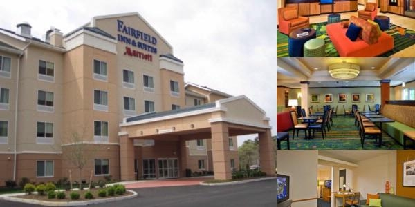 Fairfield Inn & Suites Millville Vineland photo collage