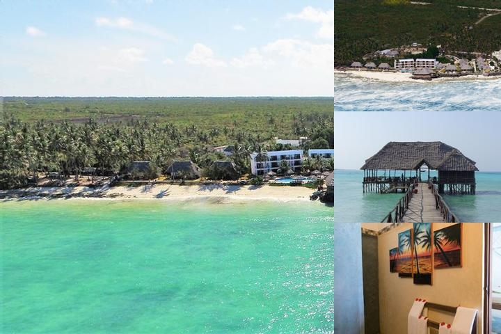 Reef & Beach Resort photo collage