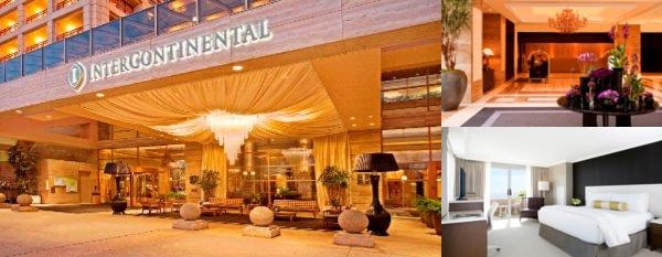 Intercontinental Los Angeles Century City at Beverly Hills photo collage