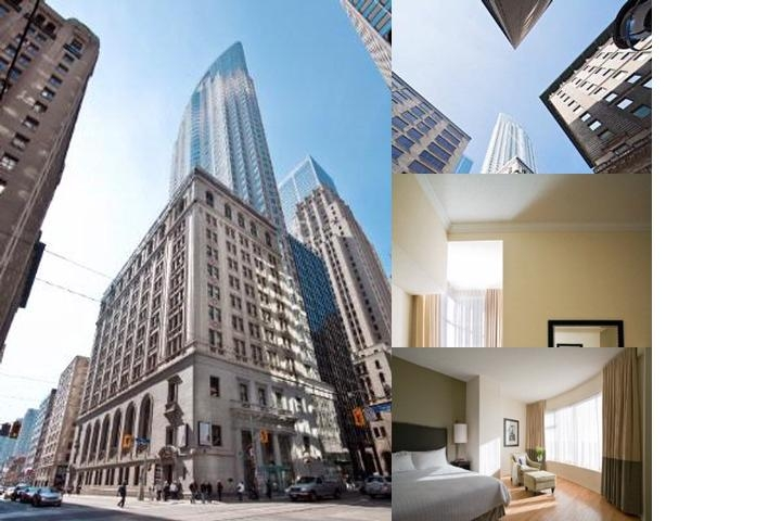 One King West Hotel & Residence photo collage