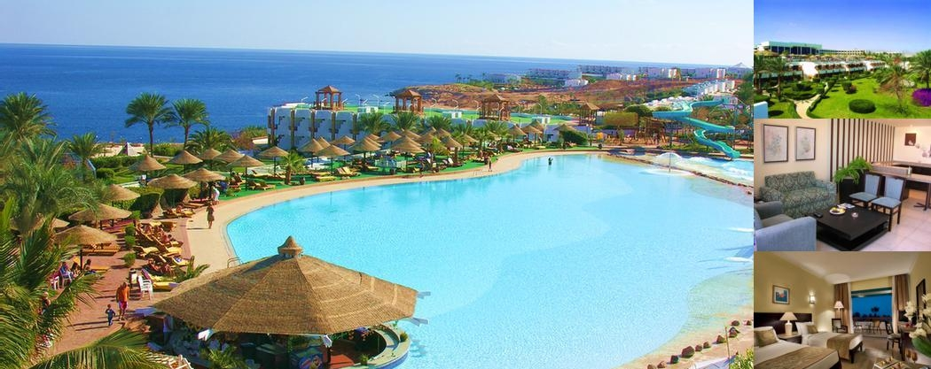 Pyramisa Sharm El Sheikh Resort All Inclusive photo collage