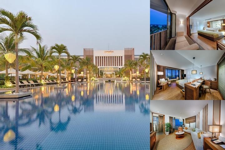 Sunrise Premium Resort Hoi An photo collage