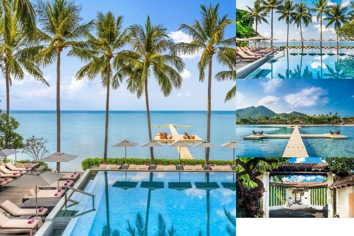 Le Meridien Koh Samui Resort & Spa photo collage
