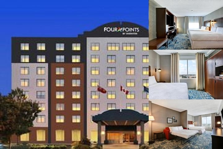Four Points by Sheraton Toronto Mississauga photo collage