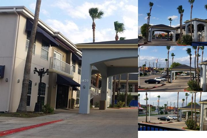Texas Inn Downtown Mcallen Near Airport / Mall photo collage