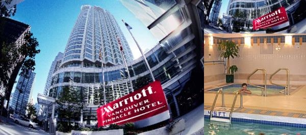 Vancouver Marriott Pinnacle Downtown Vancouver Bc 1128