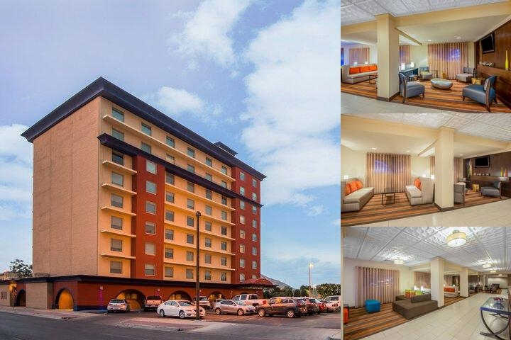 Holiday Inn Express El Paso Central photo collage
