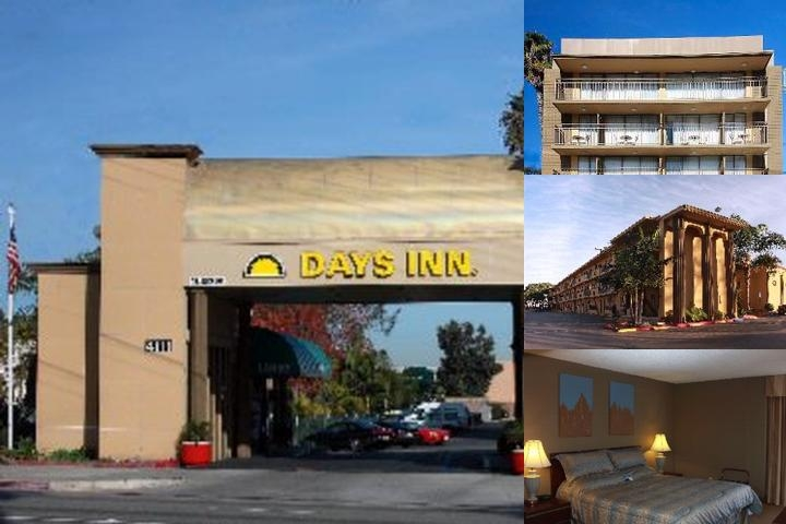Days Inn Torrance photo collage