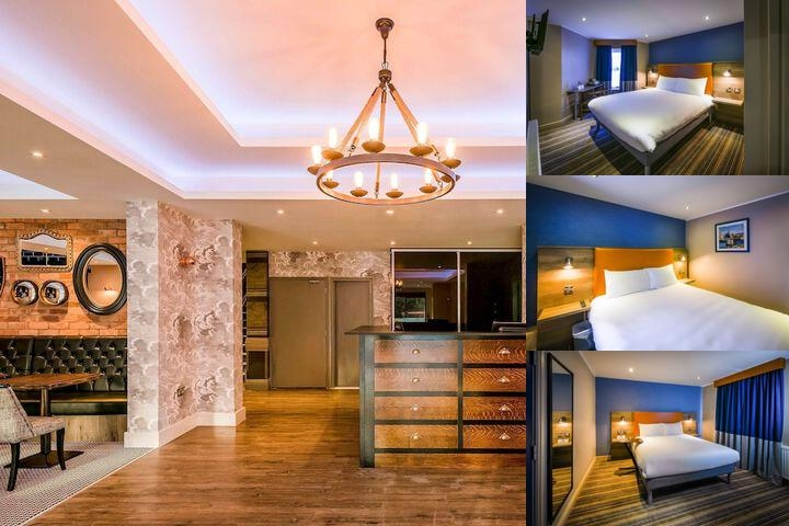 Ibis Styles Birmingham Hagley Road photo collage