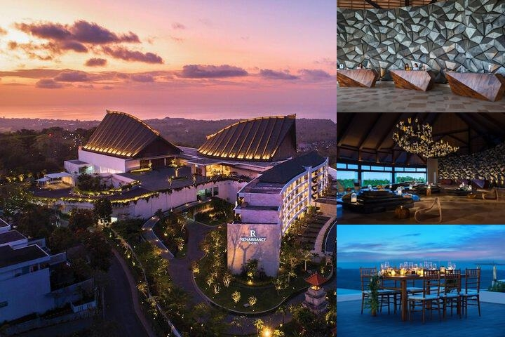 Renaissance Bali Uluwatu Resort & Spa photo collage