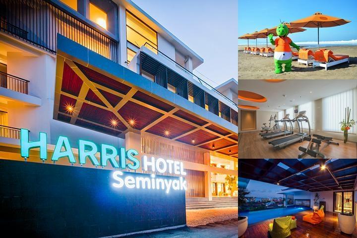 Harris Hotel Seminyak Bali Photo Collage