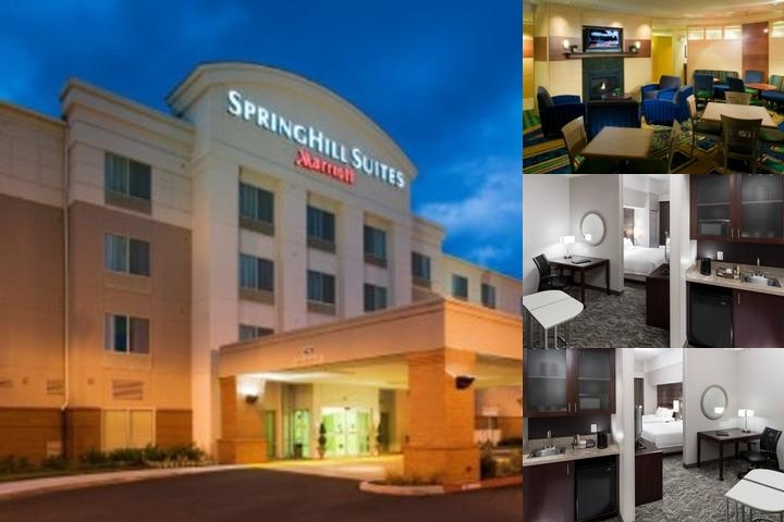 Springhill Suites by Marriott Vancouver photo collage