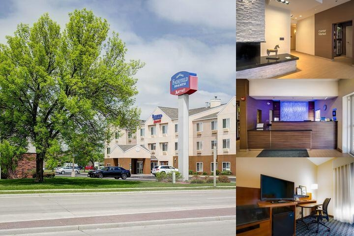 Fairfield Inn & Suites Green Bay Southwest photo collage