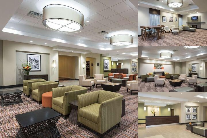 Doubletree by Hilton Grand Rapids Airport photo collage