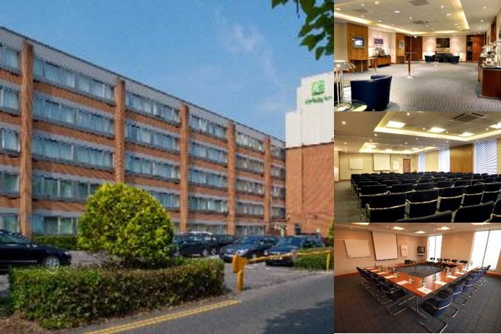 Holiday Inn London Gatwick Airport photo collage