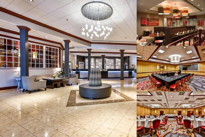 Doubletree by Hilton Chicago Alsip photo collage