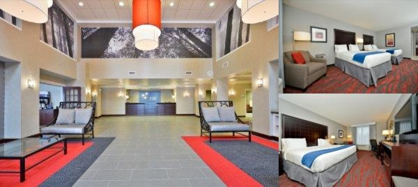 Holiday Inn Express Canandaigua - Finger Lakes, an IHG Hotel photo collage