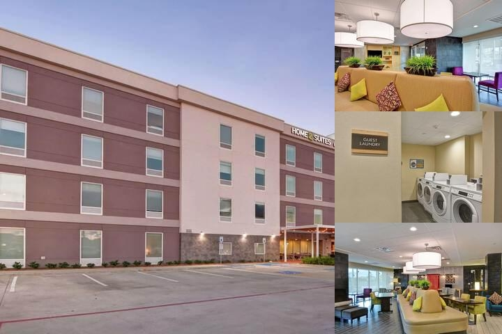 Home2 Suites by Hilton Baytown photo collage