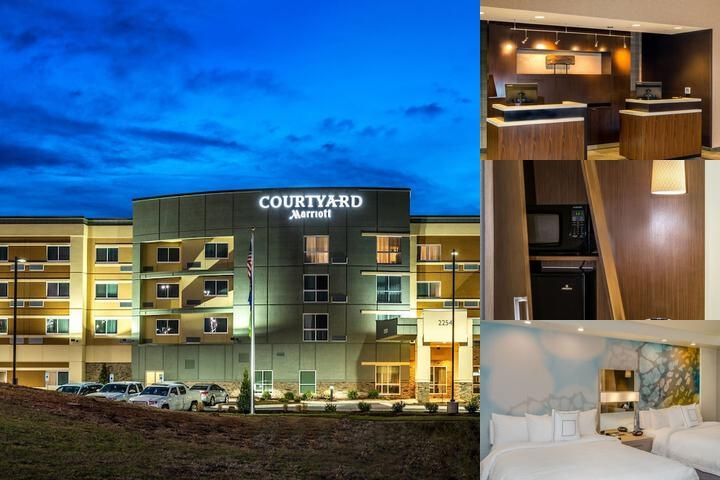 Courtyard by Marriott Somerset photo collage