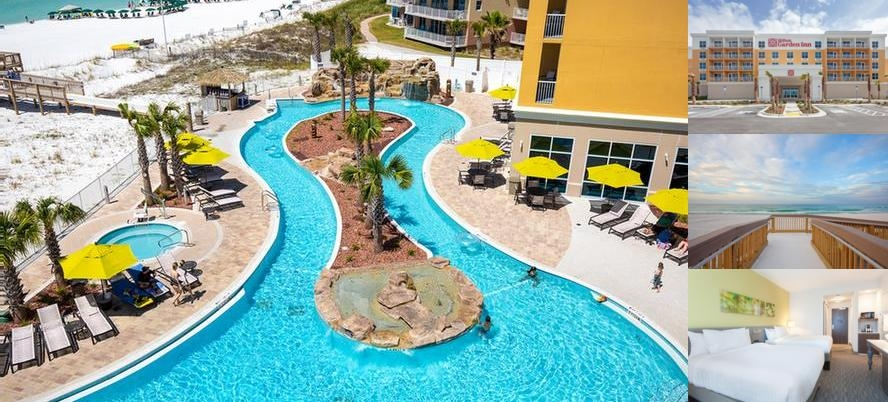 Hilton Garden Inn Fort Walton Beach photo collage