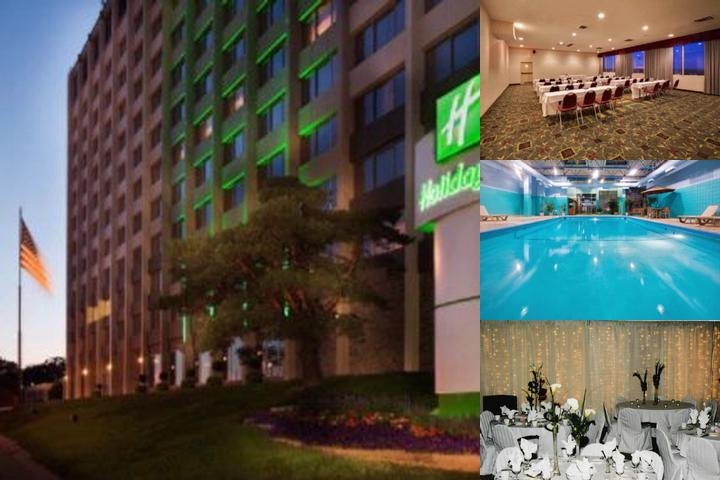 Holiday Inn Downtown Mercy Campus photo collage