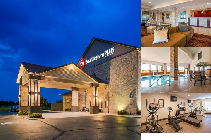 Best Western Plus Howe Inn photo collage