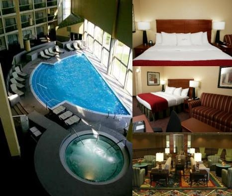 Doubletree by Hilton Holland photo collage