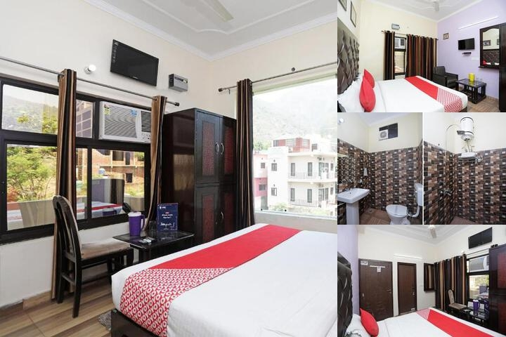 Hotel Vishla Palace photo collage