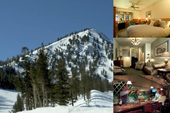 Austria Hof Lodge photo collage