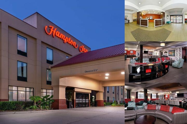 Hampton Inn Laplace photo collage