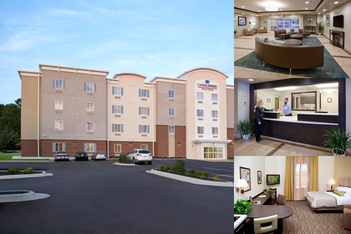 Candlewood Suites Bemidji photo collage