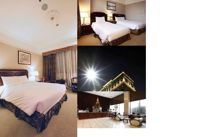 K Pop Hotel photo collage