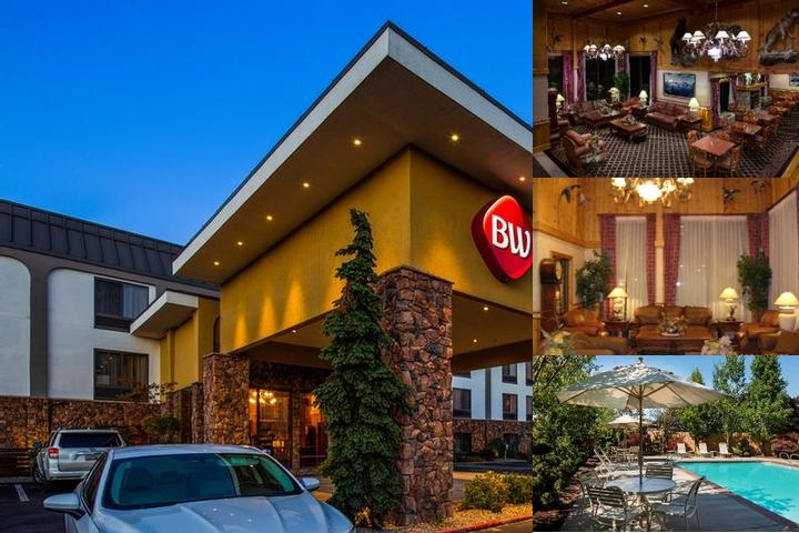 Best Western Plus Olympic Inn photo collage