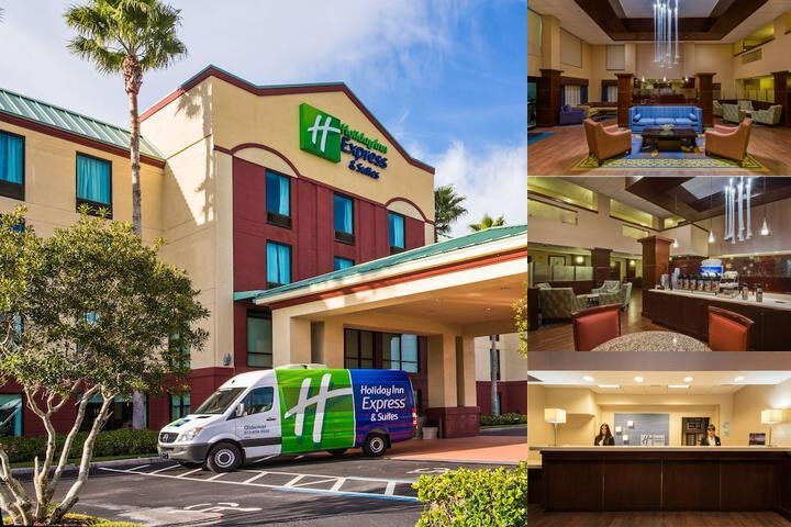 Holiday Inn Express Tampa Northwest Oldsmar photo collage