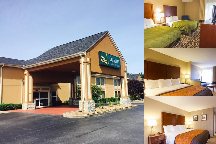 Quality Inn & Suites I 40 East photo collage