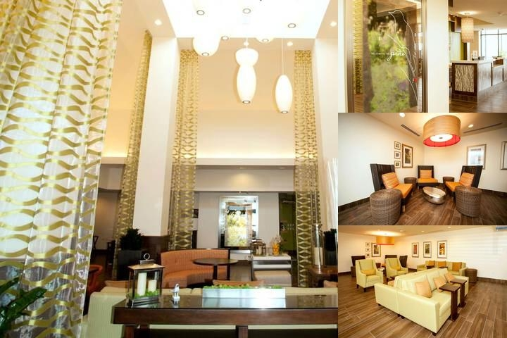 Hilton Garden Inn San Antonio Live Oak Conf Center photo collage