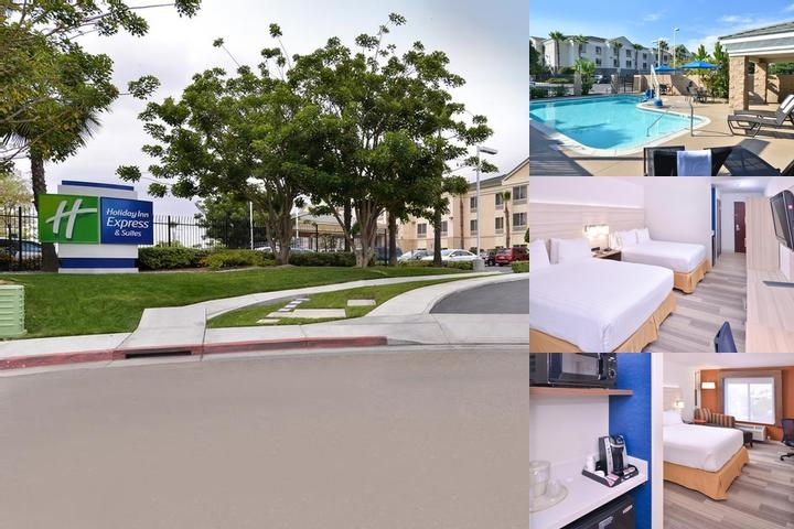 Holiday Inn Express & Suites San Diego Otay Mesa photo collage
