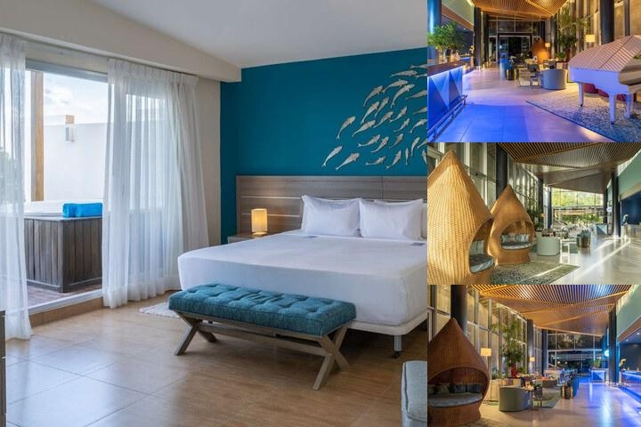 Blue Beach Punta Cana Luxury Resort photo collage