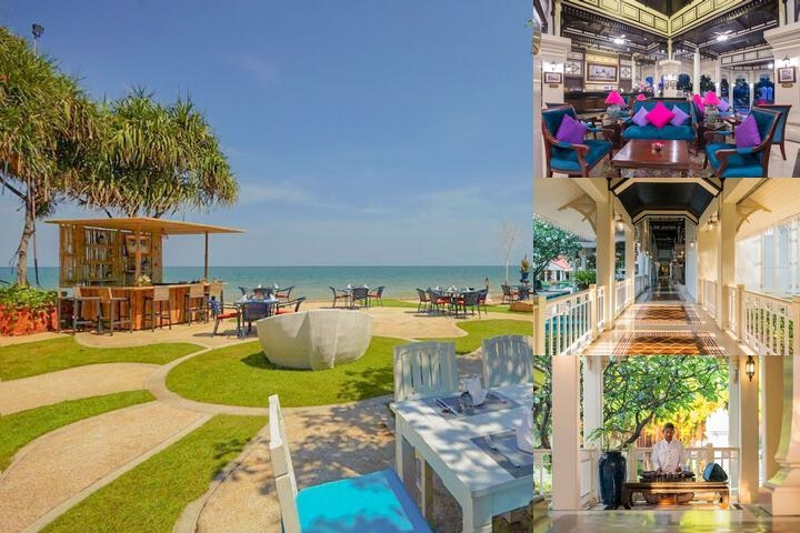 Wora Bura Hua Hin Resort & Spa photo collage